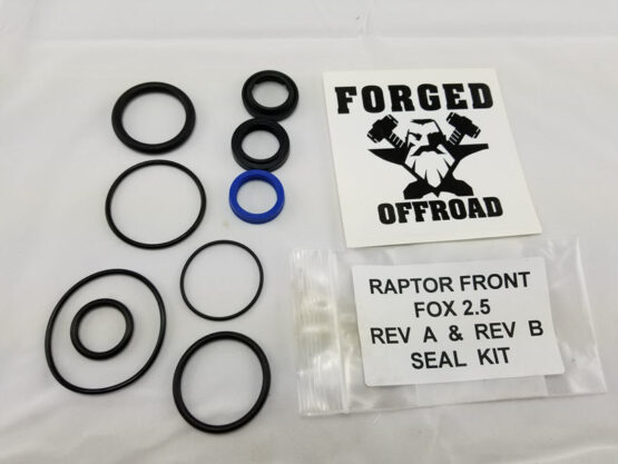 Fox 2010-2014 Ford Raptor Front Shock Rebuild Kit Forged Offroad