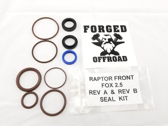 Fox 2010-2014 Ford Raptor Front Shock Viton Rebuild Kit Forged Offroad