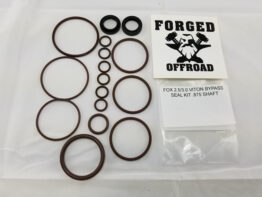Fox 3.0 Raptor Rear Bypass 2010-2014 Viton Rebuild Kit Forged Offroad
