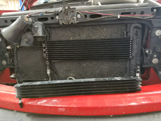 2010-2014 Ford Raptor Stage1 transmission cooler