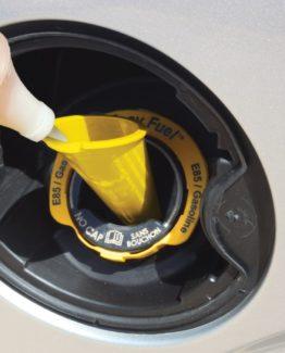 Capless Fuel Funnel for Ford Raptors