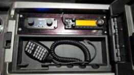 icom IC2300H with Rugged Radio 660 intercom Raptor Kit