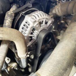 2010-2014 Ford Raptor 62L 350 amp Alternator Forged Offroad
