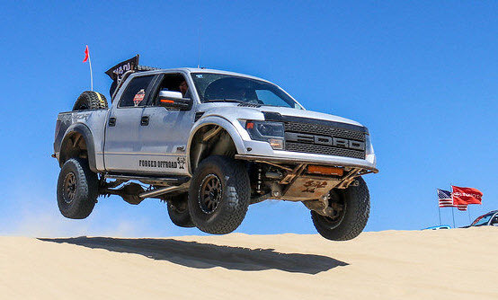 F150 Off Road >> 2010 2014 Ford F150 Raptor Stage 1 Off Road Kit Forged Offroad