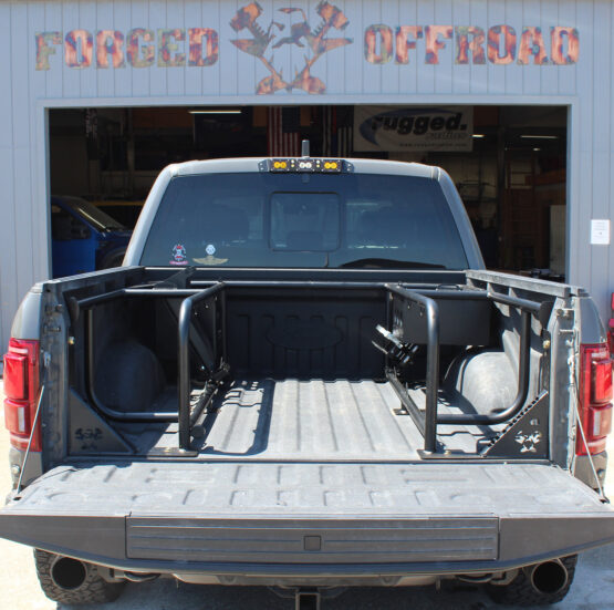 2017 up Ford Raptor Bed Rack Back Unloaded