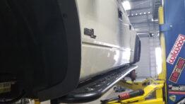 2010 - 2014 Ford F150 Raptor Rock Slider Steps